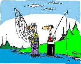 technique de pêche du dimanche