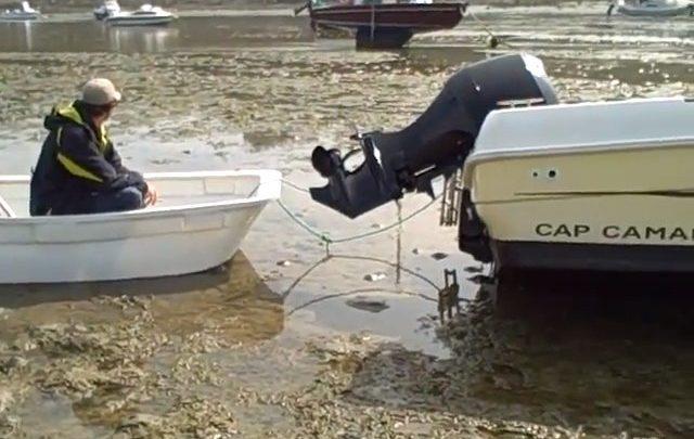 Le faux départ à la pêche de Pêche Tonton