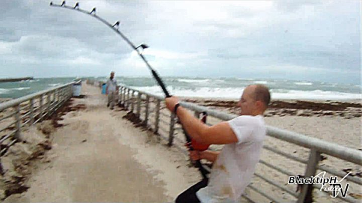 Rock fishing Extreme