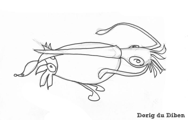 Squid par Dorig du Diben