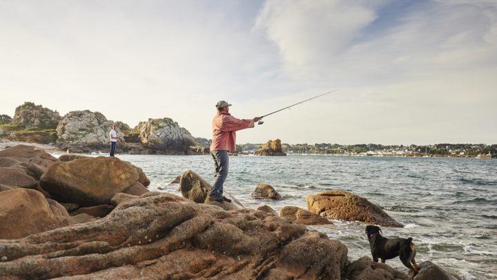 Rockfishing en Bretagne