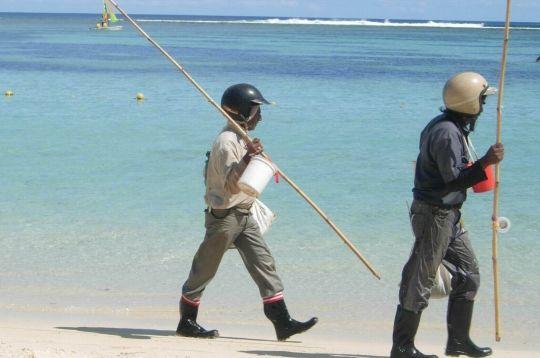 Les Daft Punk aiment Pêche Tonton