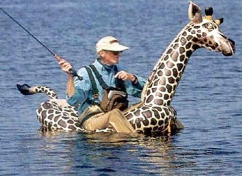 La pêche avec quelques potes !