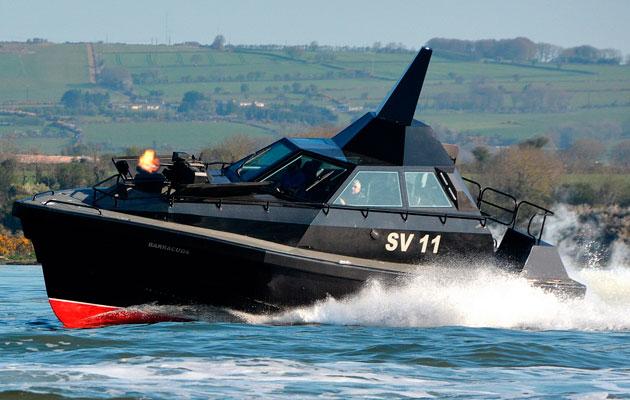 Un bateau pour la Capitaine Fifounet