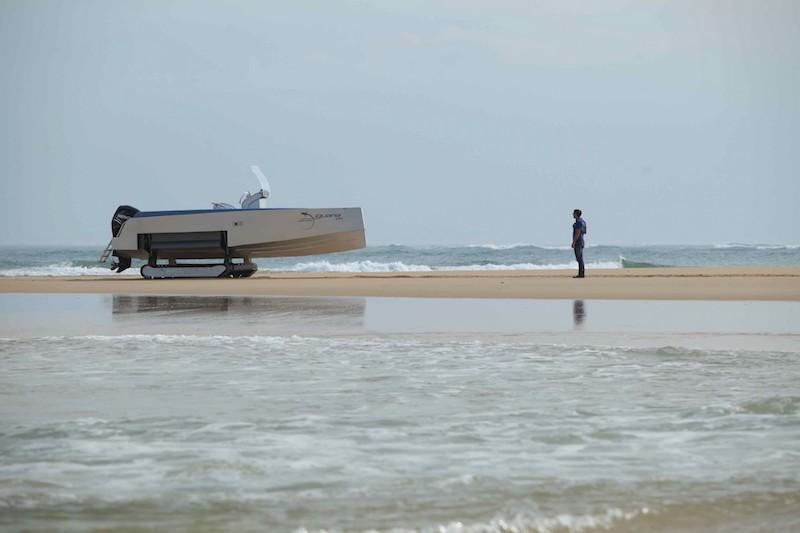 Un bateau pour la Capitaine Fifounet (2)