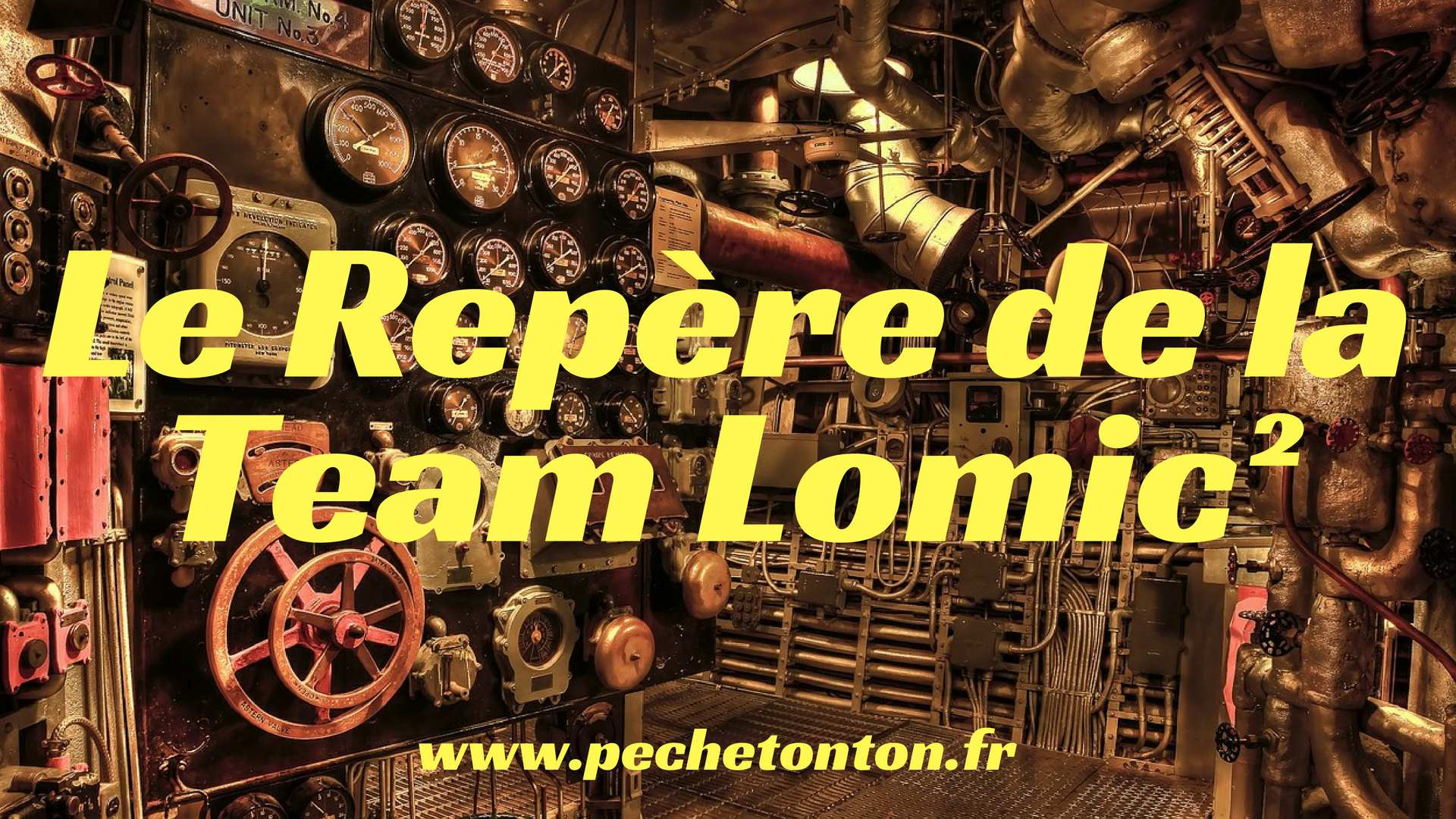 Le repère de la Team Lomic²
