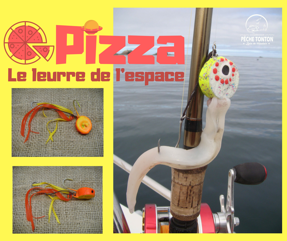La Pizza de l'espace