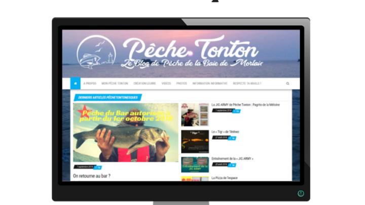 Pêche Tonton fait peau neuve !