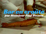 Le bar par Monsieur Paul Bocuse