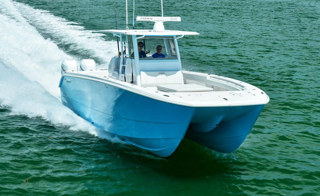 bateau invicible