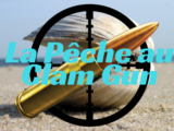 La pêche au «Clam Gun»