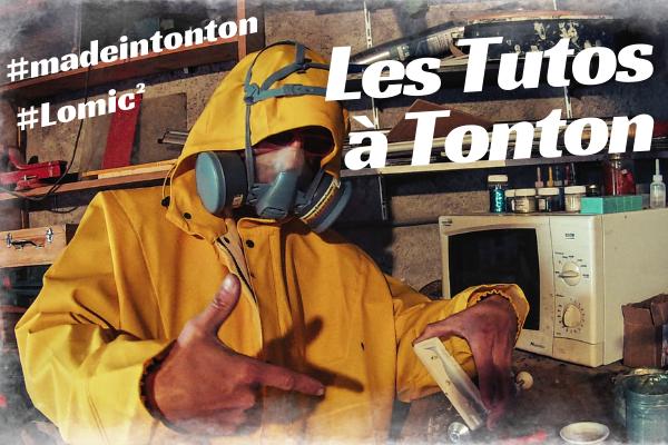 Les Tutos «Création de Leurre» à Tonton