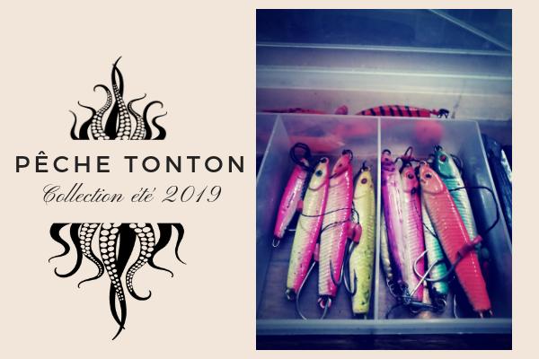 Pêche Tonton Collection Eté 2019