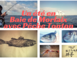 Un été en Baie de Morlaix avec Pêche Tonton