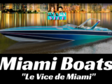 Miami Boats «Le Vice de Miami»