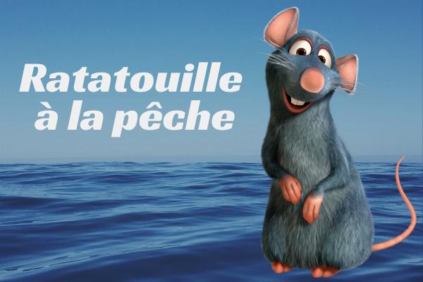 Ratatouille à la pêche